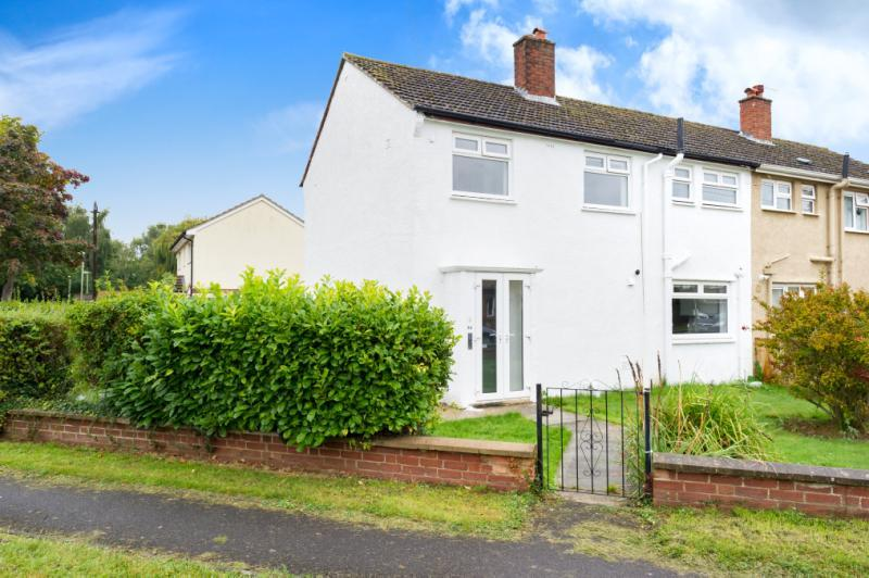 3 Bedrooms Terraced House for sale in Mortimer Drive, Marston, Oxford, Oxfordshire