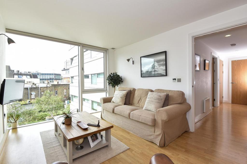 1 Bedroom Flat for sale in Empire Square West, Empire Square, Borough
