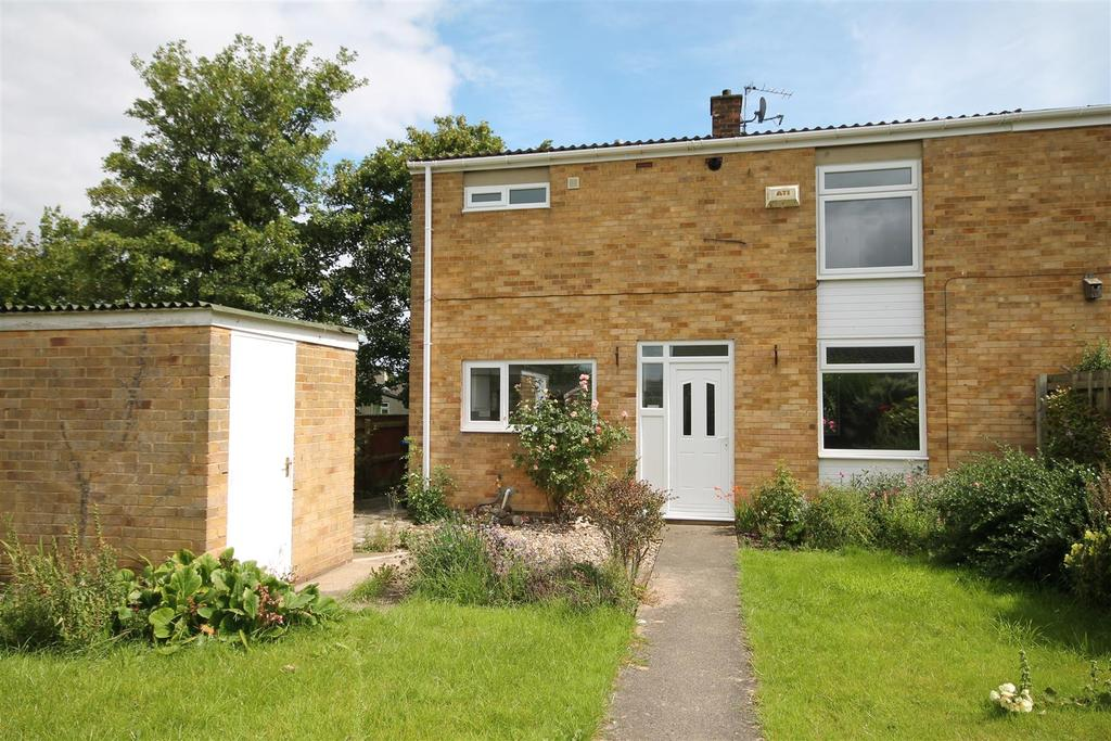 3 Bedrooms End Of Terrace House for sale in Oakfield, Newton Aycliffe