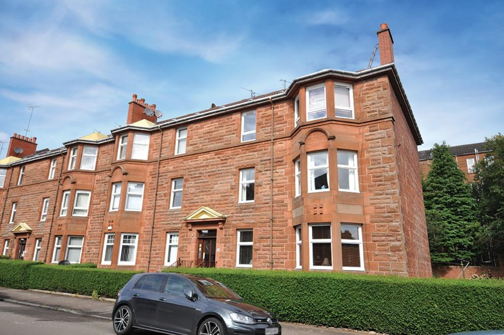 2 Bedrooms Ground Flat for sale in Flat 0/2, 102 Norham Street, Shawlands, G41 3XL