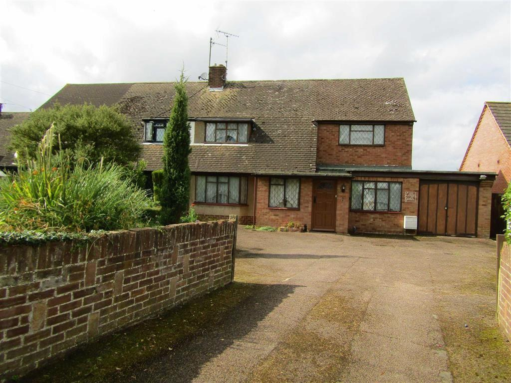 4 Bedrooms Semi Detached House for sale in Standhill Road, Hitchin, SG4
