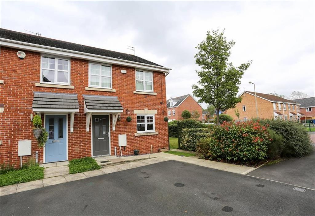 3 Bedrooms Mews House for sale in Scholars Drive, Cheadle Heath, Stockport
