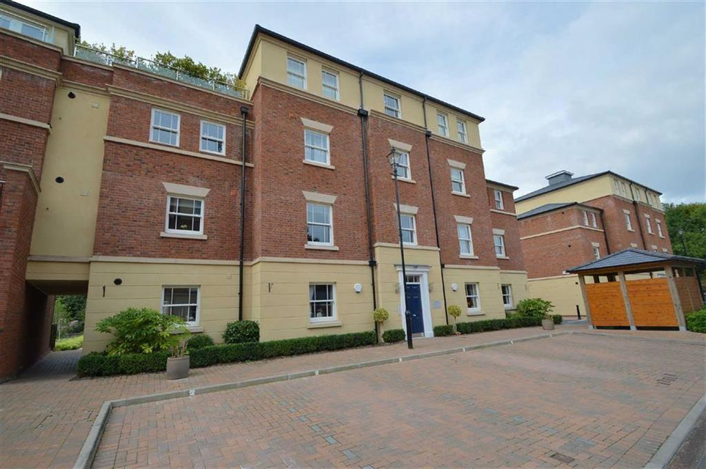 2 Bedrooms Apartment Flat for sale in The Old Meadow, Shrewsbury
