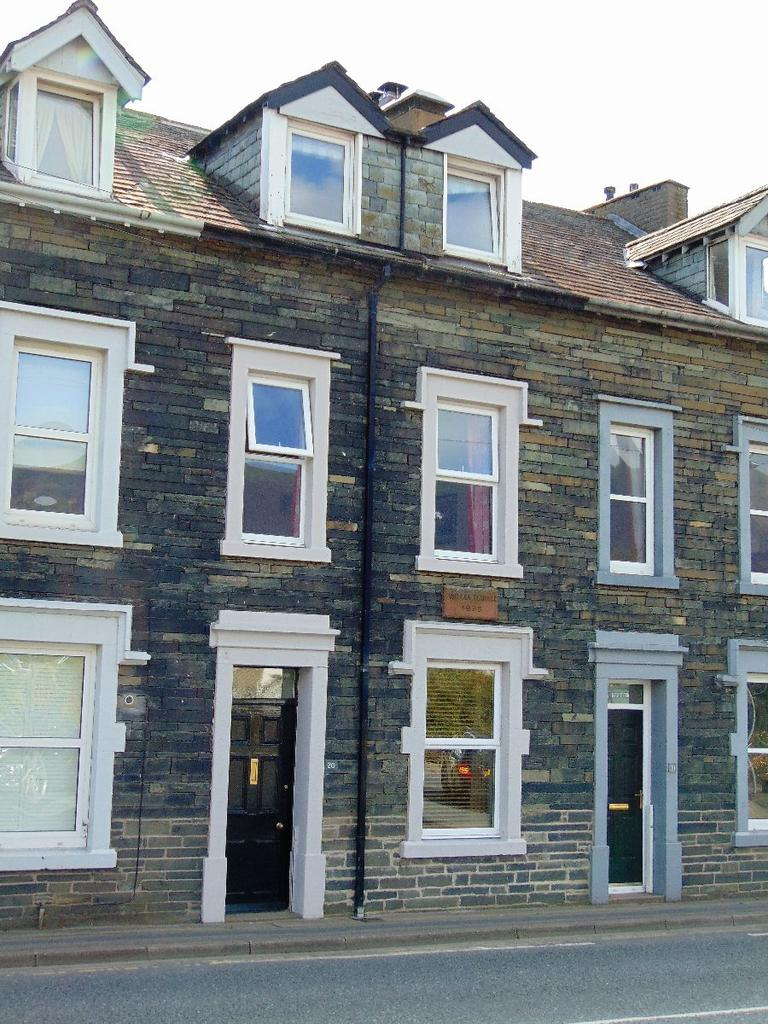 3 Bedrooms Terraced House for sale in 20 High Hill, Keswick, CA12 5NY
