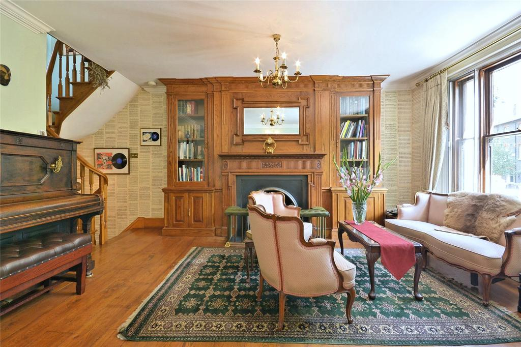 4 Bedrooms Terraced House for sale in The Mount, Hampstead, London, NW3