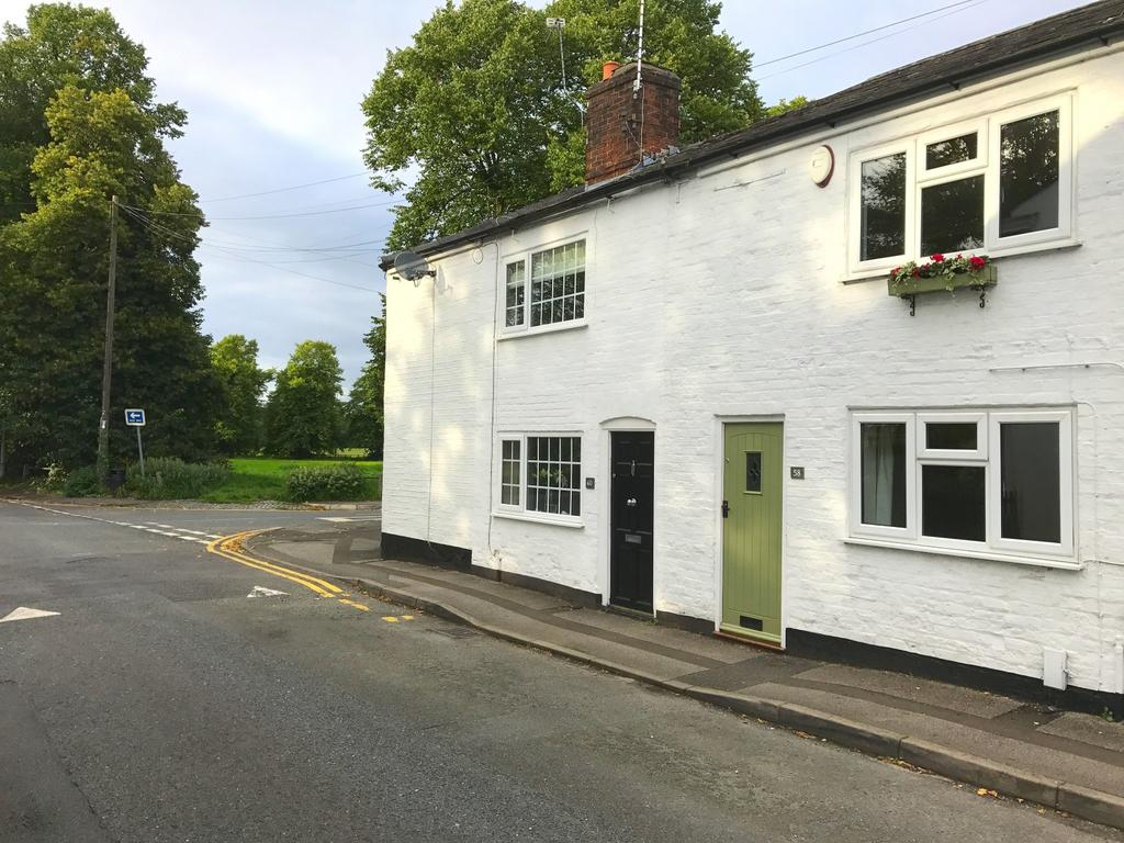 2 Bedrooms Terraced House for sale in Stanley Road, Knutsford