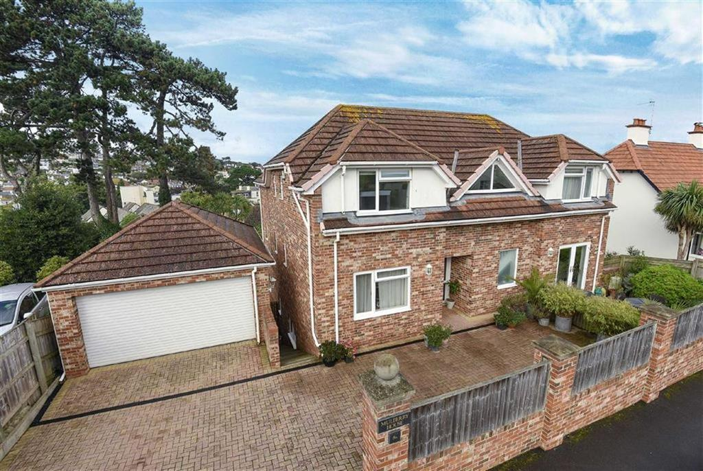 6 Bedrooms Detached House for sale in West Cliff Road, Dawlish, Devon, EX7