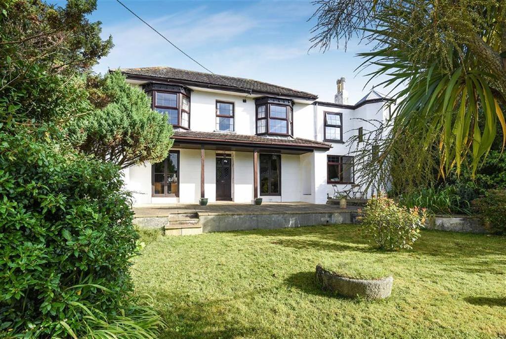 5 Bedrooms Detached House for sale in Radway Street, Bishopsteignton, Teignmouth, Devon, TQ14