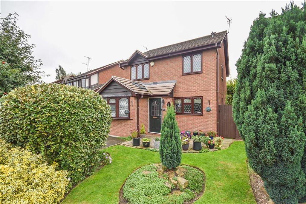 3 Bedrooms Detached House for sale in Acorn Bank, West Bridgford
