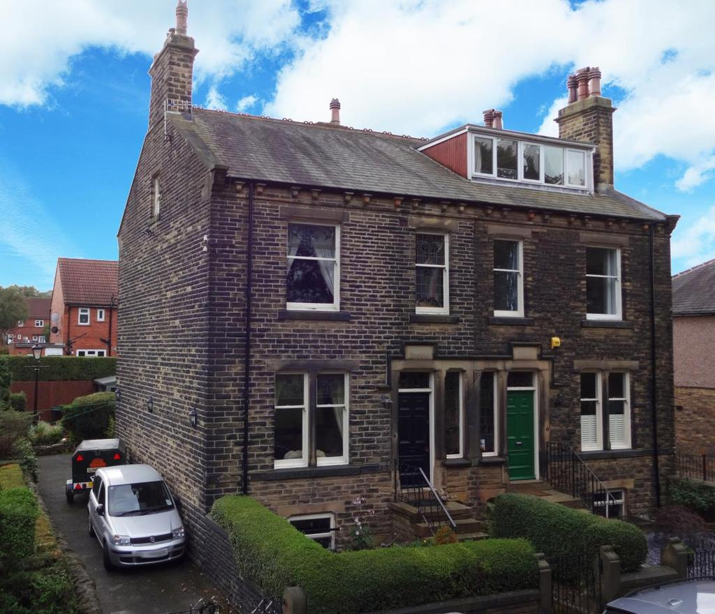 3 Bedrooms Semi Detached House for sale in Victoria Street, Calverley