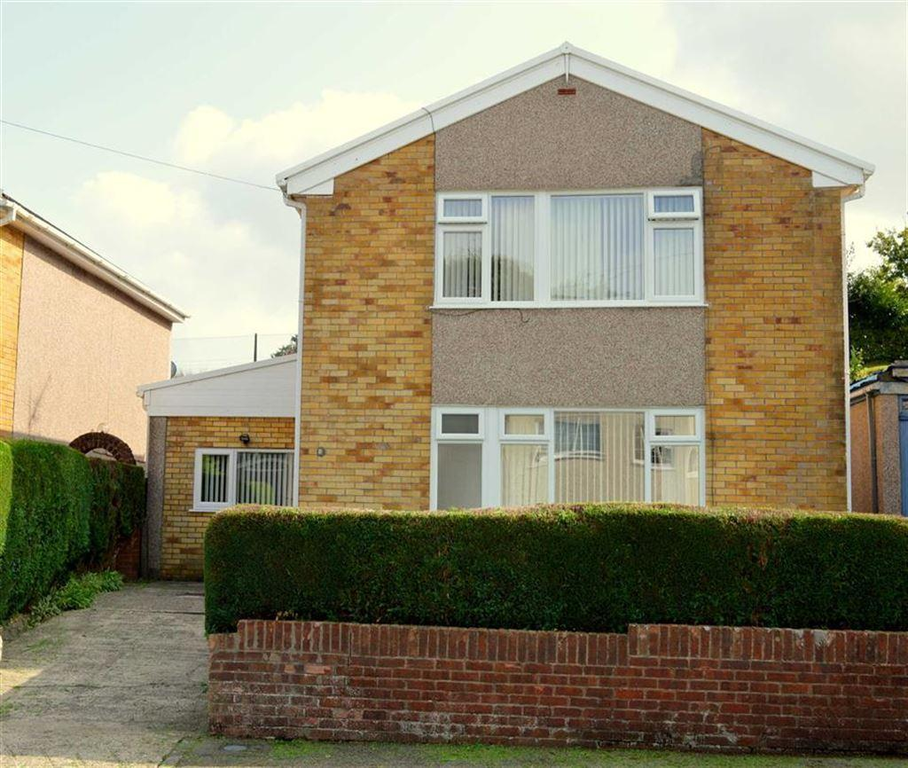 3 Bedrooms Detached House for sale in Hen Parc Avenue, Upper Killay, Swansea
