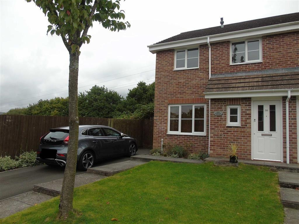 3 Bedrooms End Of Terrace House for sale in Sycamore Avenue, Tregof Village, Swansea