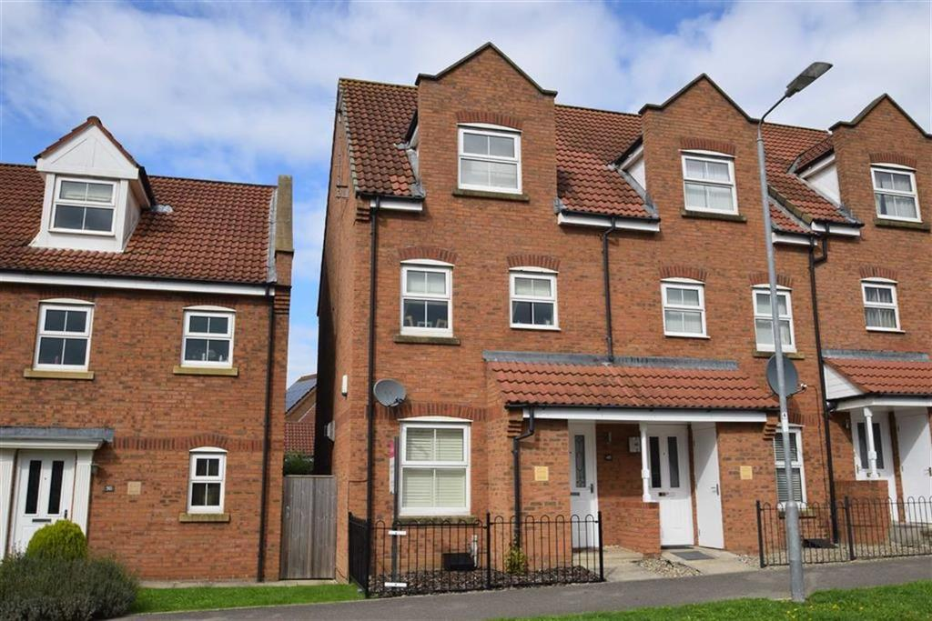 3 Bedrooms Town House for sale in The Crayke, Bridlington, East Riding Of Yorkshire, YO16