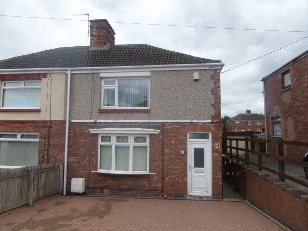 3 Bedrooms Semi Detached House for sale in ELM ROAD, WEST CORNFORTH, SEDGEFIELD DISTRICT