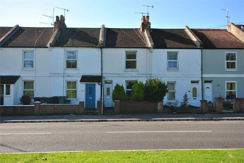 2 Bedrooms Terraced House for sale in Little Common Road, BEXHILL-ON-SEA, East Sussex