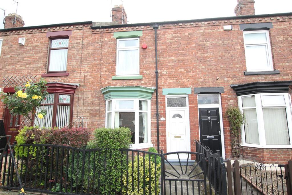 2 Bedrooms Terraced House for sale in Hollyhurst Road, Darlington