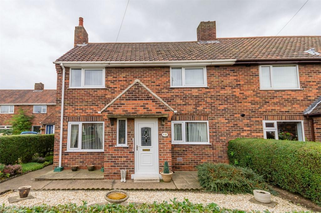 3 Bedrooms Detached House for sale in Green Acres, Eggborough, Goole, North Yorkshire