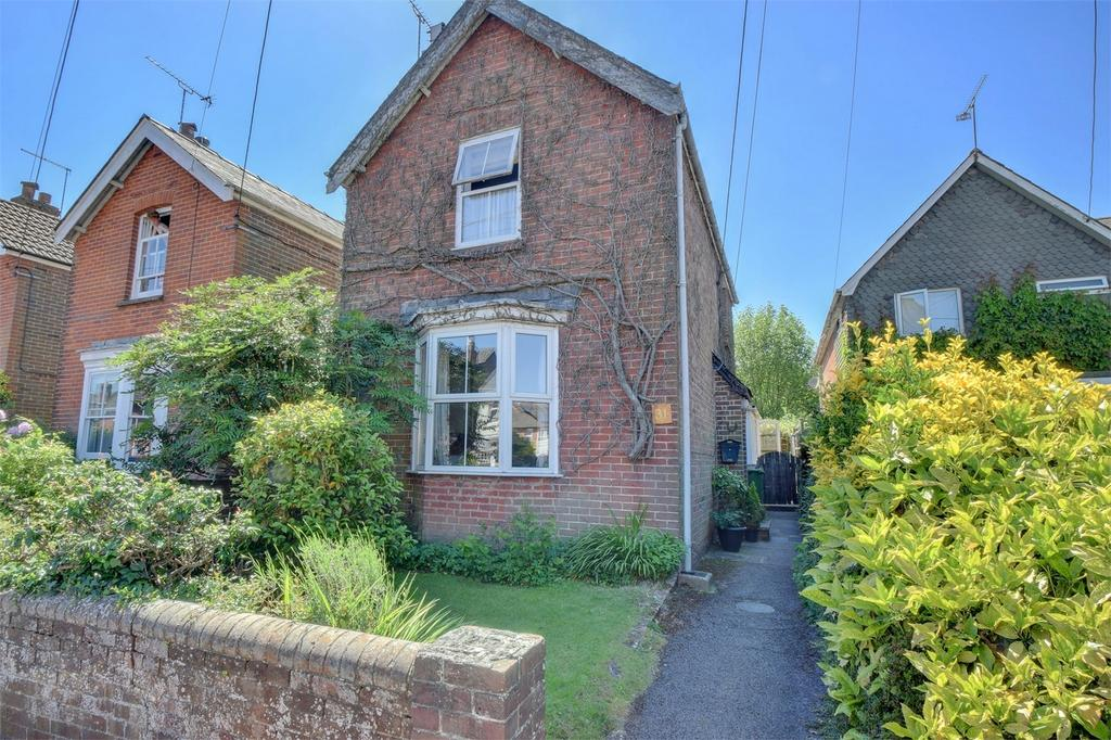 3 Bedrooms Detached House for sale in Rushes Road, PETERSFIELD, Hampshire