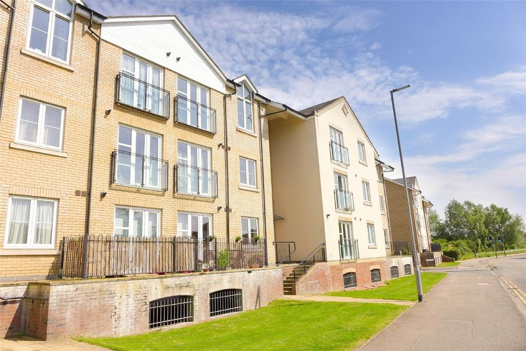 1 Bedroom Flat for sale in River View, Shefford, Bedfordshire