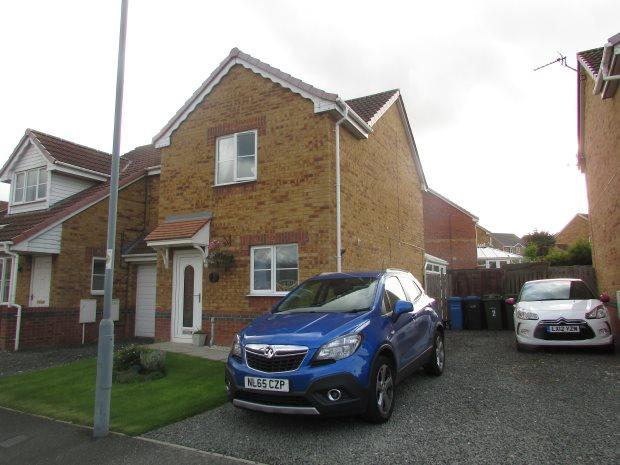 2 Bedrooms Semi Detached House for sale in ST HELENS DRIVE, SEAHAM, SEAHAM DISTRICT