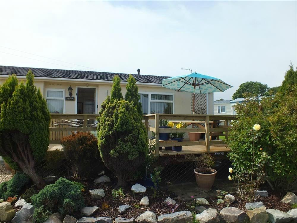 2 Bedrooms Park Home Mobile Home for sale in Tyona, Plot 12 Dinas Country Club, Dinas Cross, Newport, Pembrokeshire