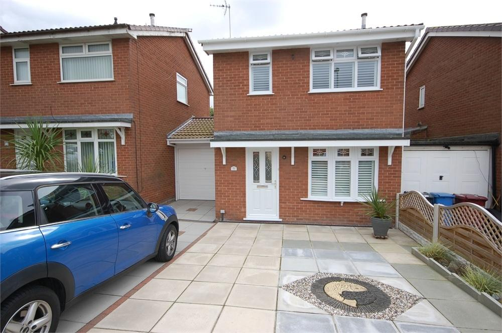 3 Bedrooms Detached House for sale in Pinnington Road, Whiston, Prescot, Merseyside