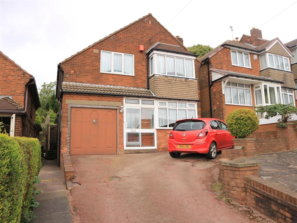 3 Bedrooms Detached House for sale in Oakham Road, Tividale, Oldbury