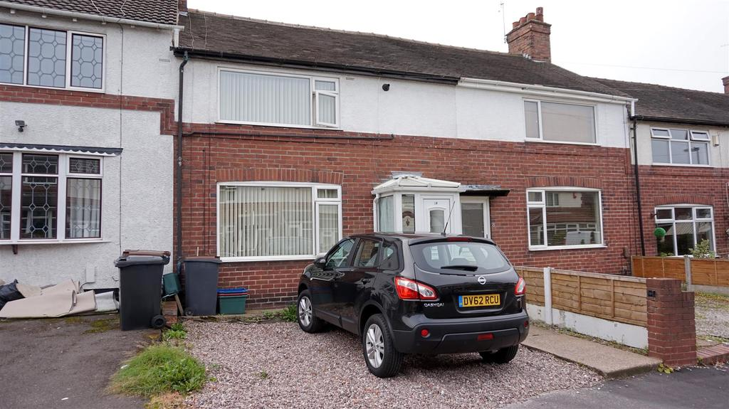 3 Bedrooms Town House for sale in Kelvin Street, May Bank, Newcastle, Staffs