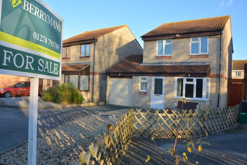 3 Bedrooms Detached House for sale in Barrington Road, Burnham-On-Sea
