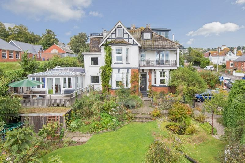 7 Bedrooms Semi Detached House for sale in Winterbourne Road, Teignmouth