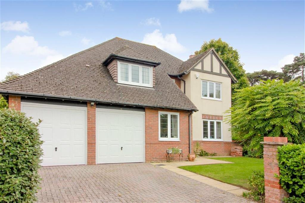 5 Bedrooms Detached House for sale in Druid Close, Stoke Bishop, Bristol