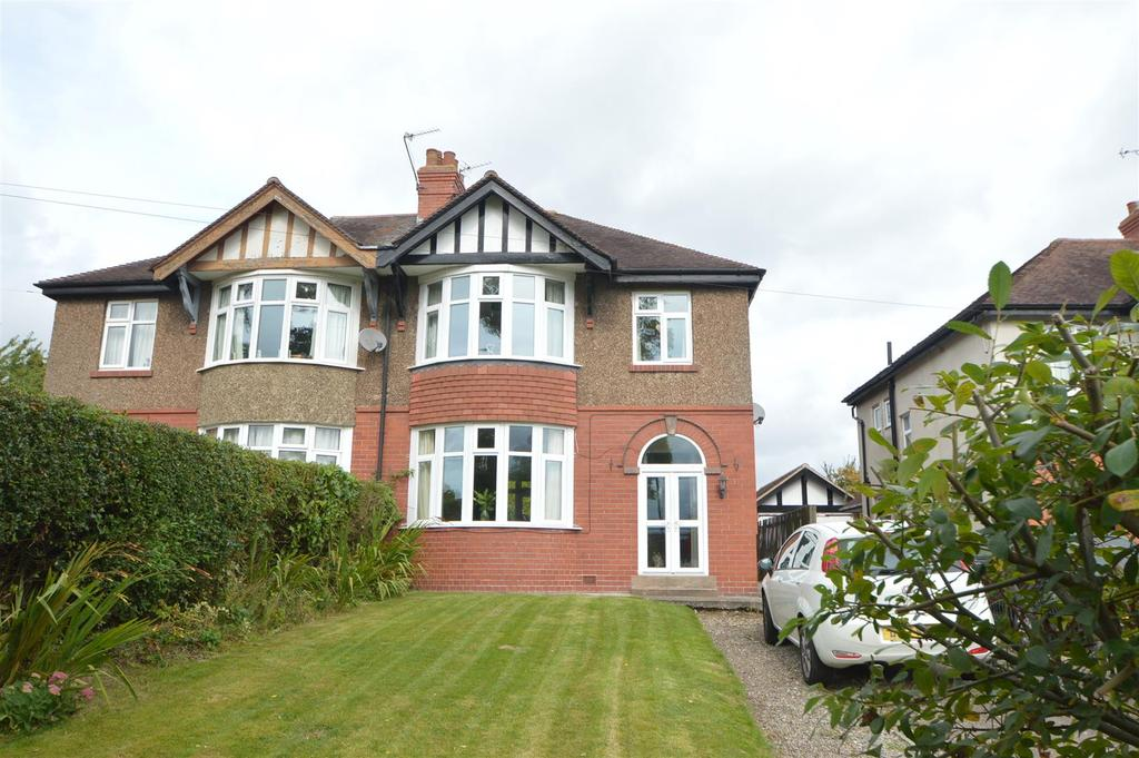 3 Bedrooms Semi Detached House for sale in 60 Mytton Oak Road, Shrewsbury, SY3 8UH