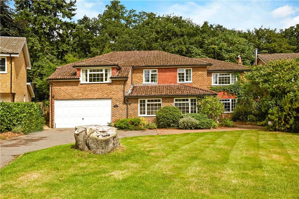 6 Bedrooms Detached House for sale in Milner Drive, Cobham, Surrey, KT11