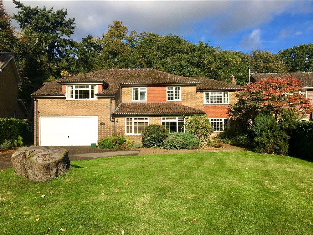 6 Bedrooms Detached House for sale in Milner Drive, Cobham, Surrey, KT11