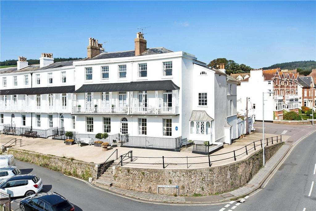 5 Bedrooms Terraced House for sale in Fortfield Terrace, Sidmouth, Devon, EX10