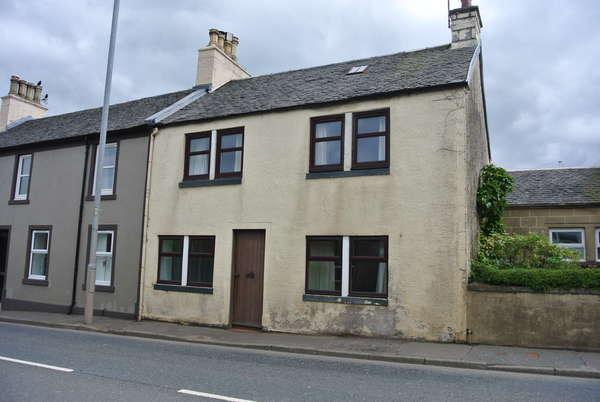 3 Bedrooms Terraced House for sale in 65 Kirk Street, Strathaven, ML10 6BA