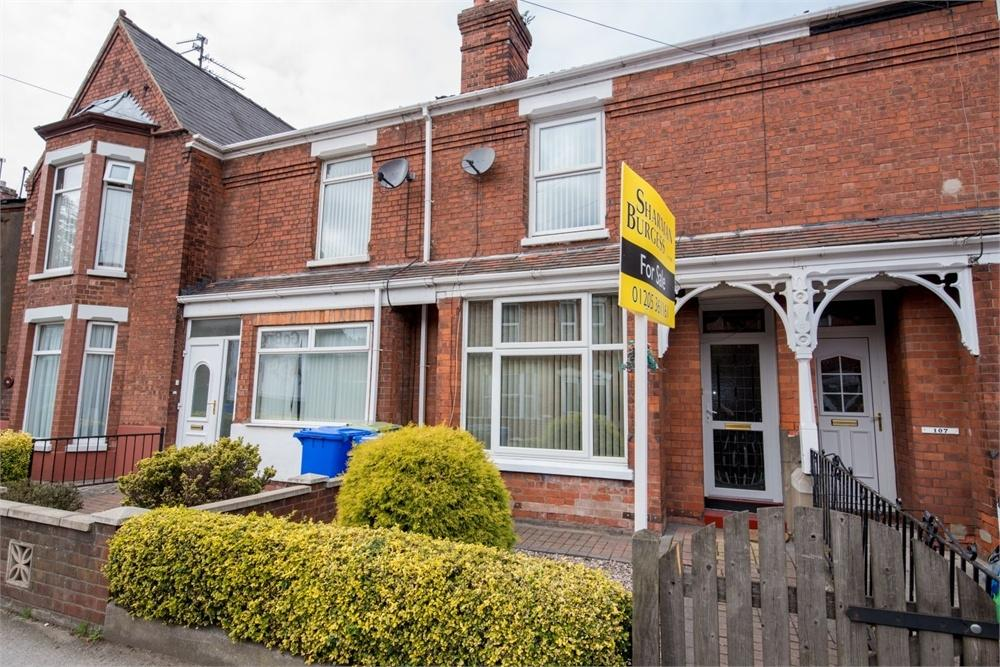 3 Bedrooms Terraced House for sale in Norfolk Street, Boston, Lincolnshire