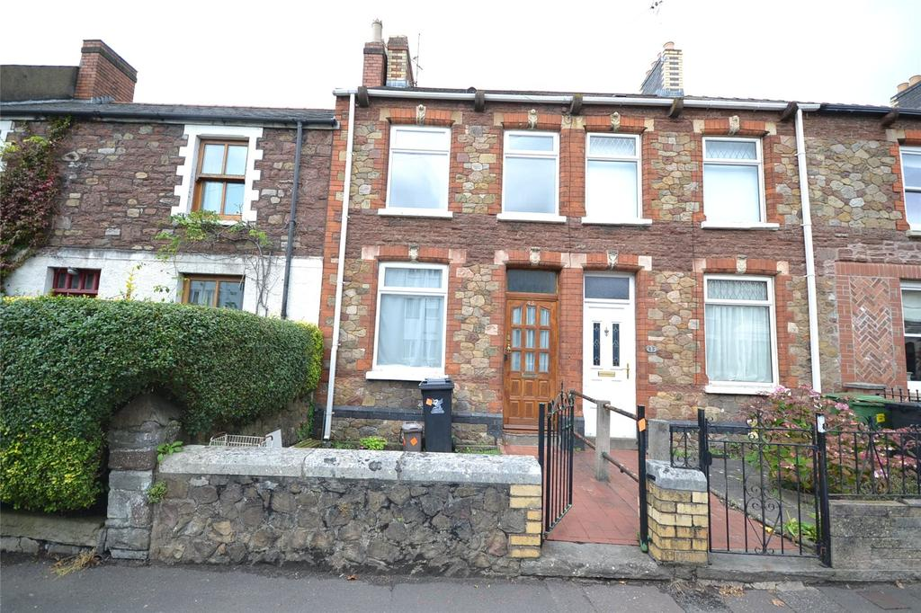 2 Bedrooms Terraced House for sale in Conybeare Road, Canton, Cardiff, CF5