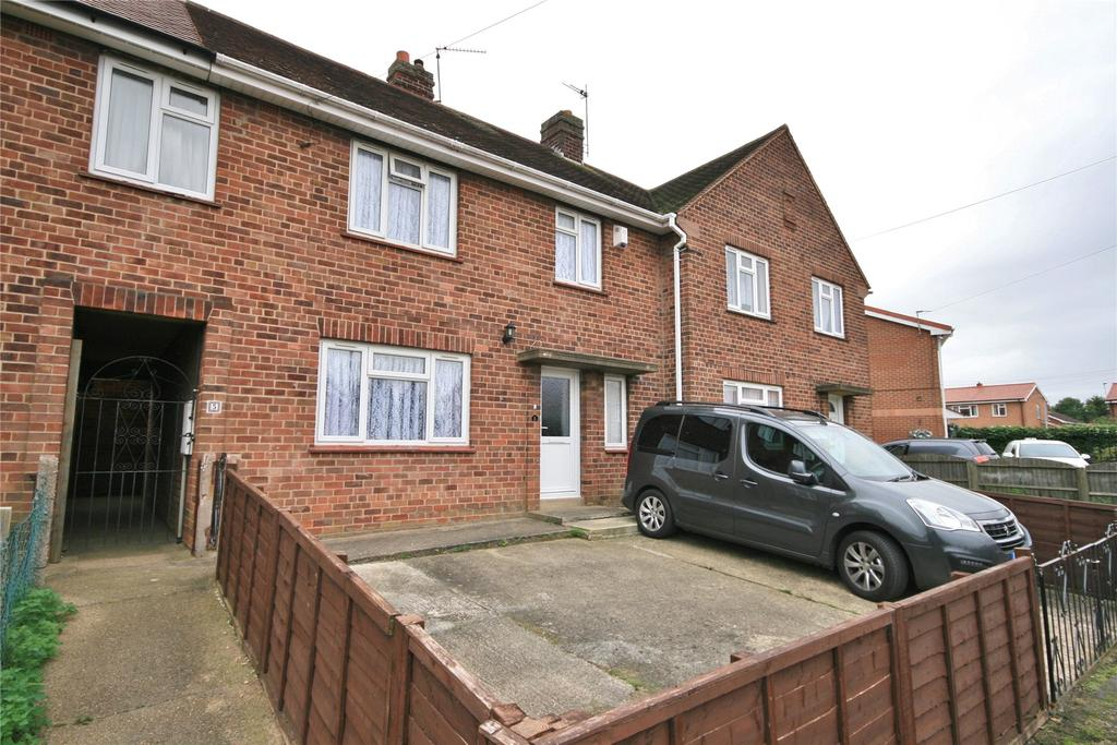 3 Bedrooms Terraced House for sale in Range Road, Grantham, NG31