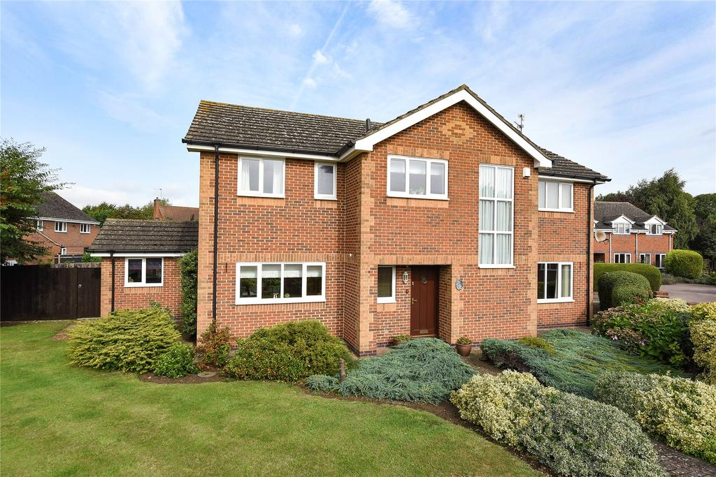 4 Bedrooms Detached House for sale in Bowmans Way, Sedgebrook, NG32