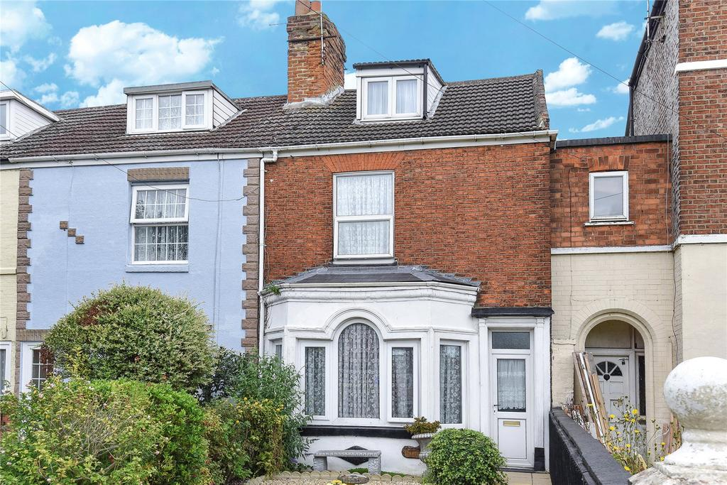3 Bedrooms Terraced House for sale in Windsor Bank, Boston, PE21