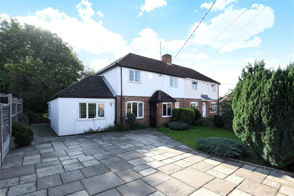 4 Bedrooms Semi Detached House for sale in Long Crendon, Aylesbury