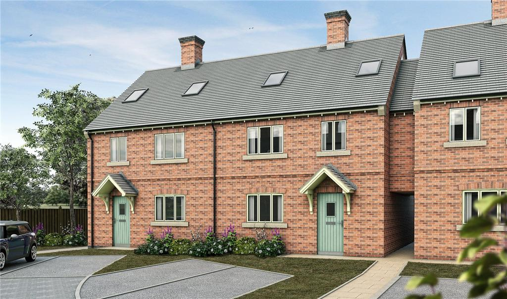 3 Bedrooms House for sale in Oakthorpe, Swadlincote, Derbyshire