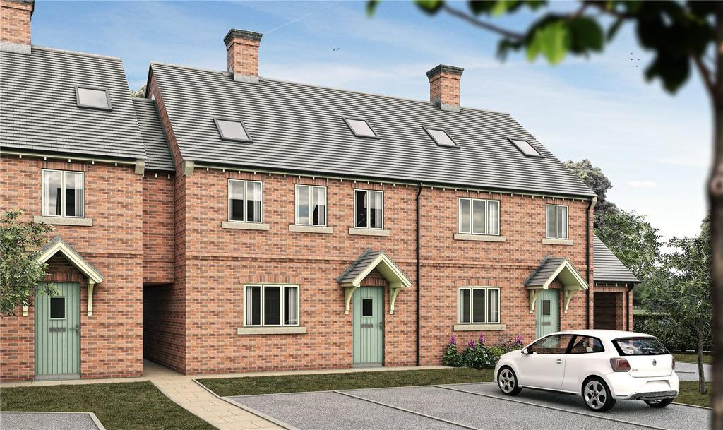 4 Bedrooms House for sale in Oakthorpe, Swadlincote, Derbyshire