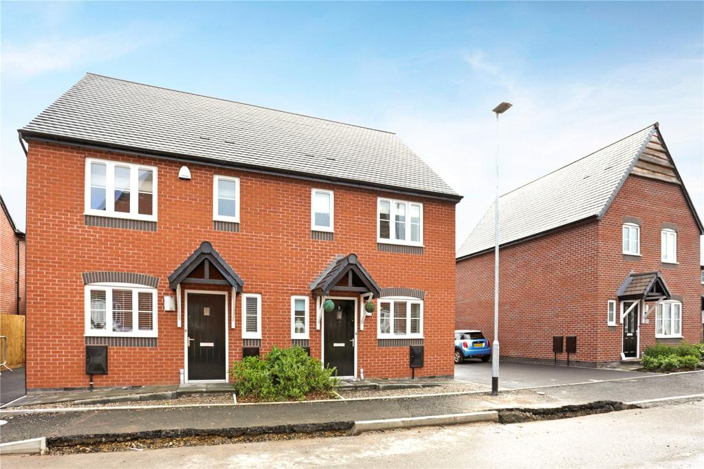 3 Bedrooms Semi Detached House for sale in Kempsey, Worcester, Worcestershire