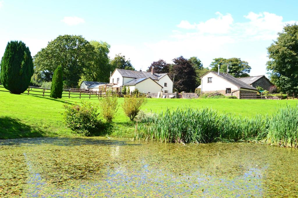 5 Bedrooms Detached House for sale in Ashreigney, Chulmleigh