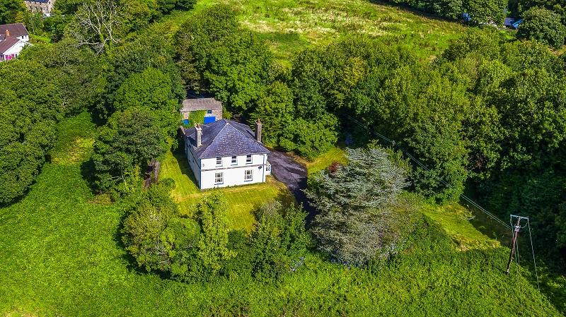 5 Bedrooms Detached House for sale in Errox Hill, Nr Saundersfoot, Pembrokeshire.