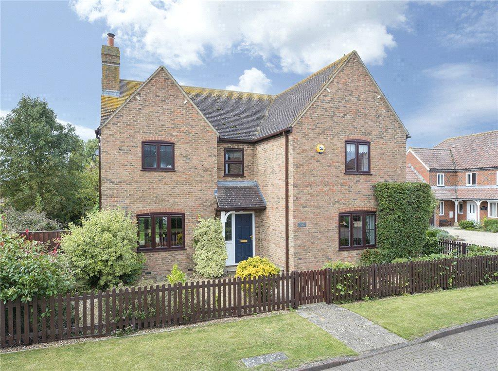4 Bedrooms Detached House for sale in Main Street, Aston-On-Carrant, Gloucestershire, GL20