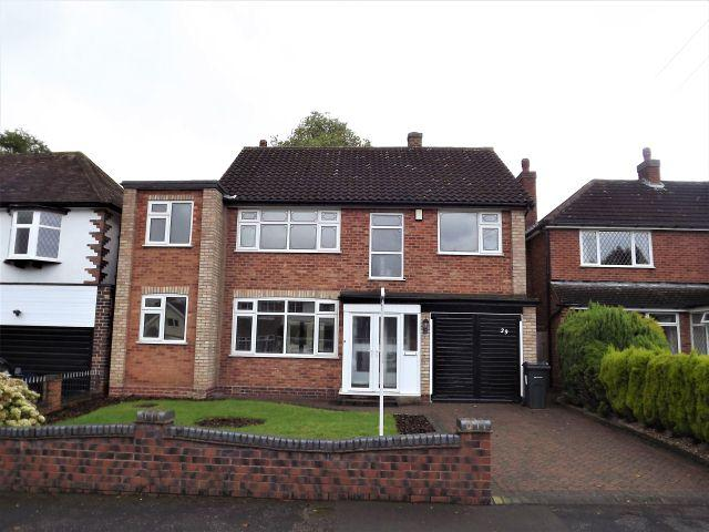 4 Bedrooms Detached House for sale in Buxton Road,Sutton Coldfield,West Midlands