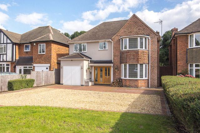 4 Bedrooms Detached House for sale in Jervis Crescent,Four Oaks,Sutton Coldfield